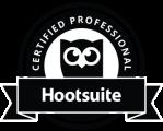 Hootduite Certification logo